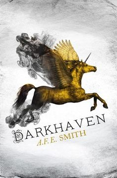 Mikky's World Of Books: Mikky's Reviews! Darkhaven by A.F.E. Smith