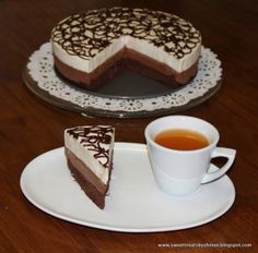 Triple Chocolate Mousse Cake ~Sweet and Savory by Shinee