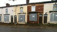 """Liverpool City Council unveils plans to sell off up to 20 vacant houses for each to help """"drive up the quality of housing"""". Liverpool City, City Council, Sweet Home, England, Houses, Things To Sell, Homes, House Beautiful, Home"""