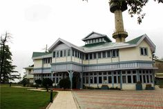 #Himachal_State_Museum, Shimla – An Amazing Place - The Himachal State Museum, #Shimla, which was my destination at that moment, is a house of carefully collected and well-preserved works of artistic value. So I took a bus from the Photo Gallery, Shimla to the State Museum. #travel #historicalplaces #tourism