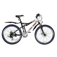 Bicicleta Prince Bike, 21 Marchas, Aro 26, Full Suspension, aço carbono, Freios V-Break, Suporta Até 150 Kg - Fujima - - Esporte e Lazer - Bicicletas na Wal-Mart