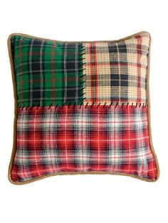 Patchwork Ranger Pillow
