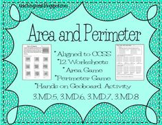 "... for ""Perimeter Worksheets For Primary Grades"" – Calendar 2015"