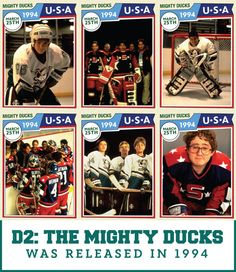 D2: The Mighty Ducks turns 20 today!