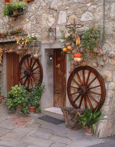 Chianti, province of Siena Tuscany, Italy