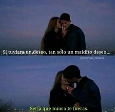 Sad Quotes, Love Quotes, Get A Boyfriend, I Miss U, This Is Love, Life Thoughts, Truth Hurts, Romantic Quotes, Spanish Quotes