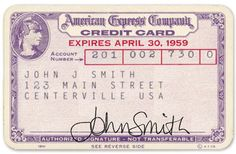 Today American Express is a well known brand due to their credit card and charge card operations, but did you know they started as shipping company in