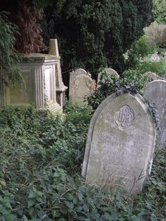 Southampton Old Cemetery 115 by LadyxBoleyn.