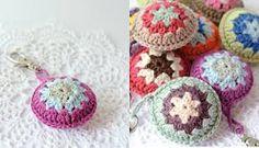 Resultado de imagen para crochet llaveros paso a paso