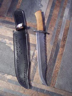 Just Handmade / Custom Knives - Listings View Rambowie.       #handmade #knives #customknives