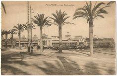 Alicante, Balnearios