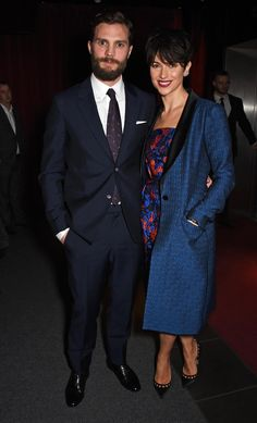 Jamie and Amelia at Fifty Shades of Grey London Premiere After Party http://jamie-dornan.org/gallery/thumbnails.php?album=749 … Thanks @50tonsdecinza