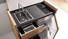 Outdoorküche Mit Spüle Lösen : Die besten bilder von miniküche mit dachschräge in