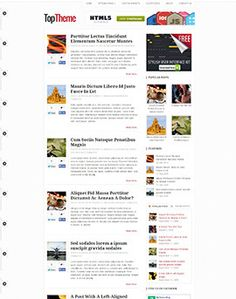 Chronology is a timeline-style WordPress theme with a masonry post display, a customizable and attractive design, and tons of great features. With Woocommerce support, optimizations for SEO and Adsense, and premium support, Chronology is a must-have theme for any blog.