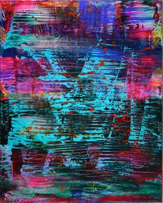 ARTFINDER: Iridescent magnets by Nestor Toro - Translucent effects, fast color shifts and many angles. For this piece I carefully placed layers of metallic painting creating a lot of depth and iridescence...