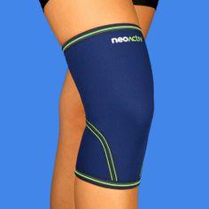 """RD01A NeoActiv Rodillera cerrada indicada para artritis y artrosis de rodilla, esguinces ligamentosos, tendinitis, procesos inflamatorios, lesión del tendón rotuliano, (""""rodilla del saltador"""") o del tendón cuadricipital, rehabilitación postraumática y post-operatoria. #salud #deporte #ortopedia"""