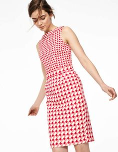 Martha Dress WH872 Dresses at Boden