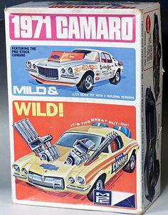 Camaro Models, Chevy Models, Vintage Models, Old Models, Vintage Toys, Hot Rod Movie, Chevrolet Usa, Model Kits For Adults, Revell Model Kits