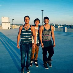 Emblem3... I have no idea as to how they did not win the X factor!