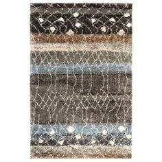 Mohawk Home Adobe Multi 8 ft. x 10 ft. Area Rug 489076 at The Home Depot - Mobile