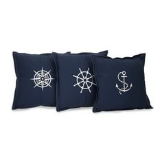 Nautical Pillows for the couch
