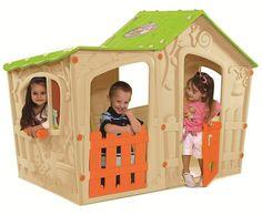 Keter Magic Villa House gyerek játszóház - Wetro medence shop