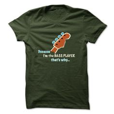 No Excuses to Play Bass T-Shirts, Hoodies, Sweatshirts, Tee Shirts (22.5$ ==► Shopping Now!)