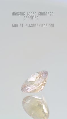 We offer loose peach sapphires and Peach Champagne sapphires at wholesale prices. Compare our quality and price and shop your favorite peach sapphire rings Peach Champagne Sapphire, Peach Sapphire Rings, Diamond Earrings, Pearl Earrings, Gems, Stuff To Buy, Collection, Pearl Studs, Bead Earrings