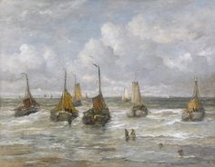 Hendrik Willem Mesdag Kunsthandel Studio2000: Collectie