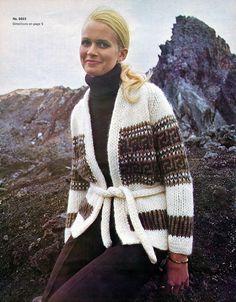 Reynolds Sweater Catalog [1974] by KDavidClark, via Flickr