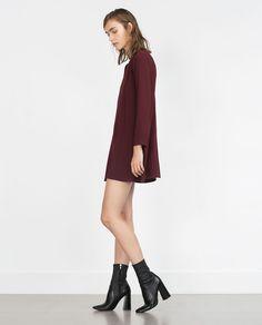 BABYDOLL DRESS from Zara