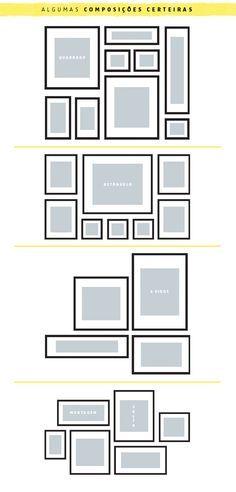 composição com quadros - Pesquisa Google