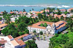 Olinda, Pernambuco - Brasil - mosteiro de São Bento