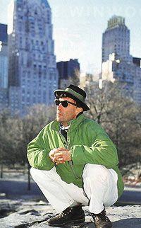 Hubert von Goisern in New York Hubert Von Goisern, Bomber Jacket, York, Paris, Jackets, Fashion, Down Jackets, Moda, Montmartre Paris