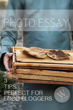 Crack open your favorite food magazine and I'm almost certain you'll find one of these types of the photo essay below. These formats are not only simple but