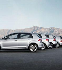 Volkswagen Golf is 40: een terugblik