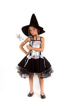 FUNKID Cadı Kostümü