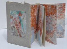 Wearing Down by Estella Scholes, Artist Book, Mixed