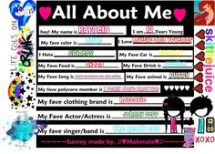 """""""All About Me"""" by raffiellie ❤ liked on Polyvore"""