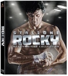 Enter for a chance to win a copy of Rocky Heavyweight Collection on Blu-ray, featuring all six Rocky films and lots of features on the making of the iconic films starring Sylvester Stallone. Dramas, Rocky Film, Stallone Rocky, Talia Shire, Carl Weathers, John Rambo, Rocky Balboa, Dolph Lundgren, Suits