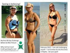 http://1234free.bodybyvi.com/  Getting fit with the Body By Vi  90 day Challenge  Visalus  and Julio Solla