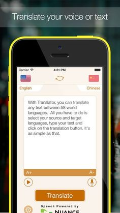 Translator !! by Tensift is now Free for a limited time! #iphoneappstore,