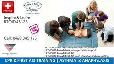 Cardiopulmonary Resuscitation, Inspired Learning, Education And Training, Asthma, Online Courses, Books, Life, Libros, Book