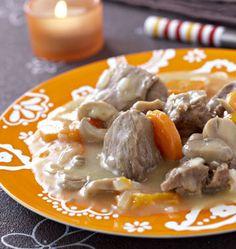 Blanquette de veau facile - Recettes de cuisine Ôdélices