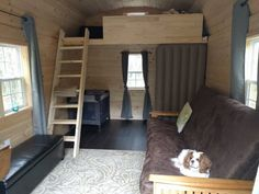 Deluxe Lofted Barn Cabin Floor Plan These Are Photos Of