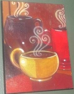 My coffee decor