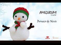 Crochet Amigurumi Snowman Step By Step - ilove-crochet