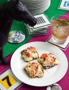 Derby and triple crown recipes: bourbon balls, individual hot browns, benedictine dip