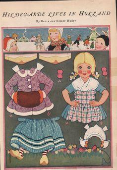 Original Good Housekeeping Kiddies of the Grand by PaperDhamma