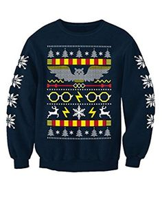 Harry Potter Inspired Movie Christmas Sweatshirt Jumper Adults
